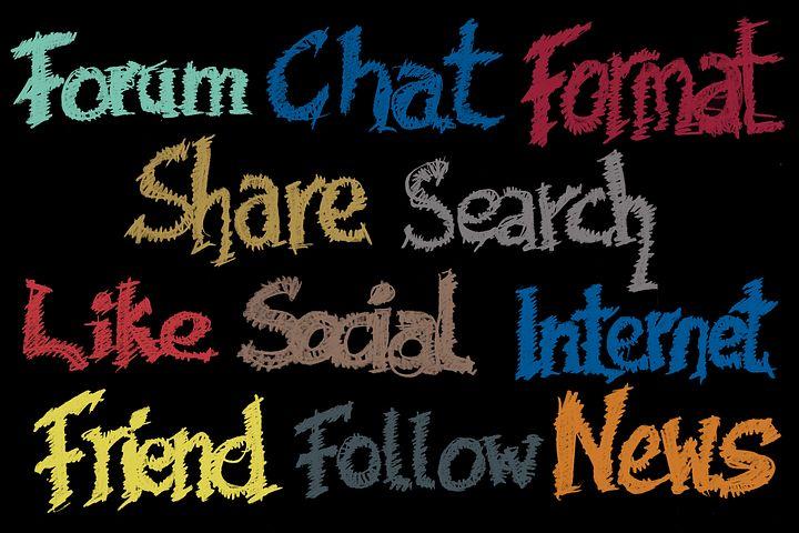 איך לכתוב ברשתות חברתיות