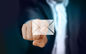 כתיבת מייל עסקי