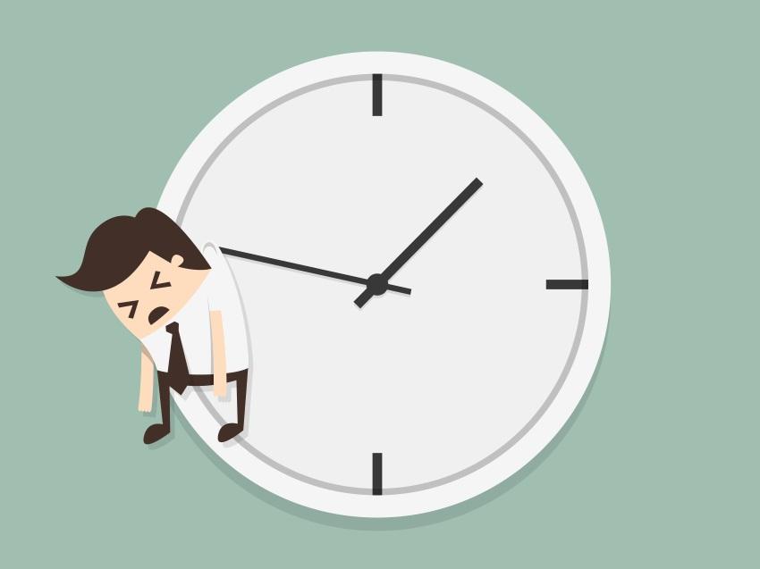 איך משתמשים בזמן באופן אפקטיבי בכתיבה עסקית