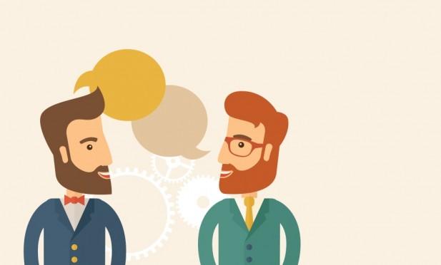 אינטראקטיביות, טוקבקים ושפה